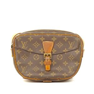 Auth Louis Vuitton Jeune Fille Pm #1285L12